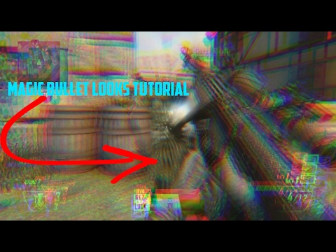How to use magic bullet looks in sony vegas