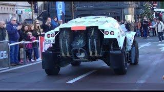 Monaco Dakar Africa eco race 2017 rallye raid