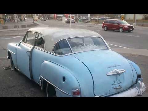 1953 DODGE 2 DOOR COUPE