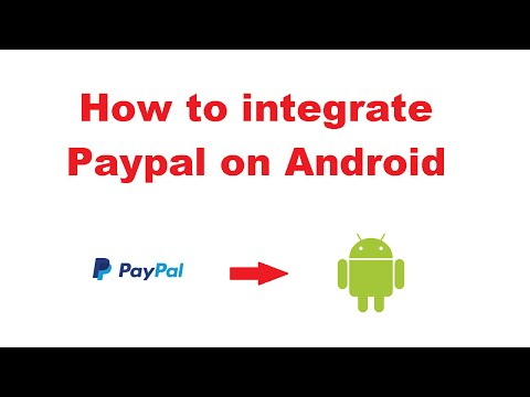 Tutorial - payment with Paypal on Android