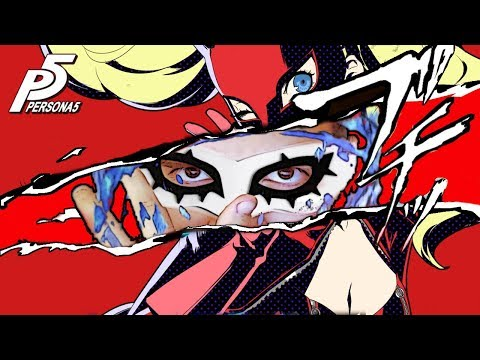 THE PLOT TWIST: The Greatest Anime Story Ever Told | Persona 5 | Blind Weeabo Playthrough