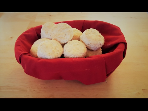 Fluffy Southern Biscuits