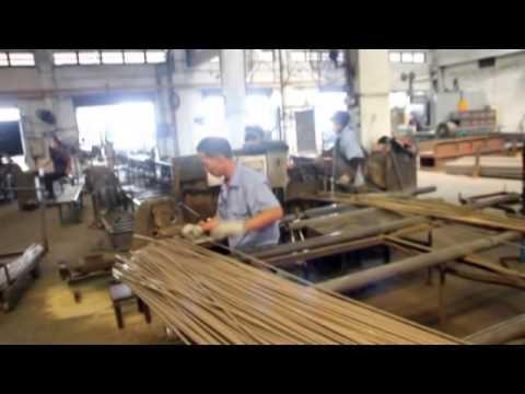 small brass rod production/copper wire production line 细棒杆生产/电线生产线