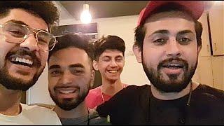 SINGING WITH SARMAD QADEER!   Vlog 23
