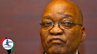 Former South Africa President Jacob Zuma
