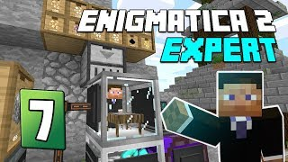 Enigmatica 2: Expert Ep13 - Lithium, Nether Star Farm