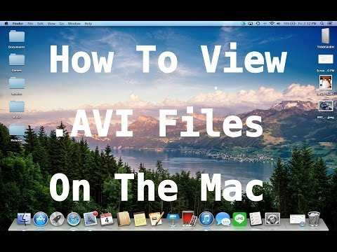 How To Watch AVI Files on Mac