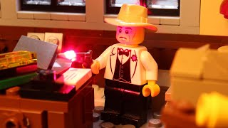 New York LEGO Gangsters - The Great Getaway