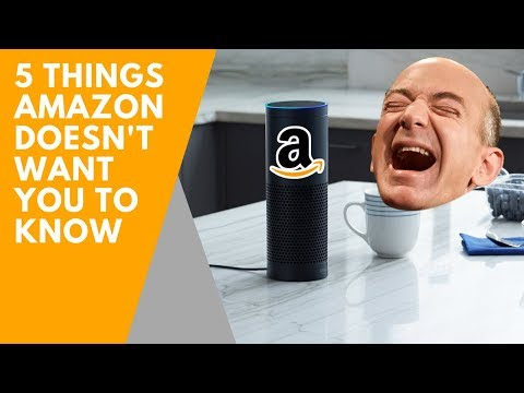 5 Things Amazon Doesn't Want You to Know