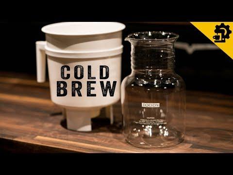 Toddy Cold Brew System — Black Rifle Coffee Company Gear Tutorials