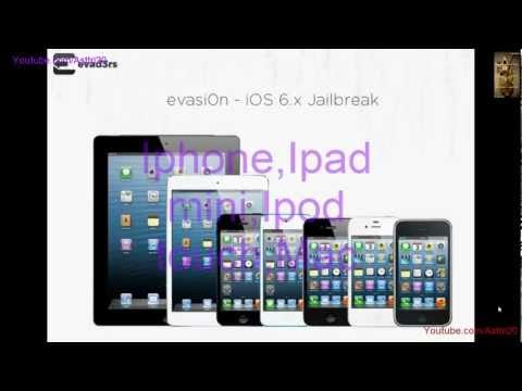 Evasi0n iOS 6.1,6.0.2,6.0.1,6.0 Untethered Jailbreak Progress Update - iPhone 5/4S/4/3Gs iPad&iPod
