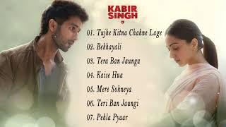 Kabir Singh full songs | Shahid Kapoor, Kiara Advani | Sandeep Reddy Vanga | Audio Jukebox