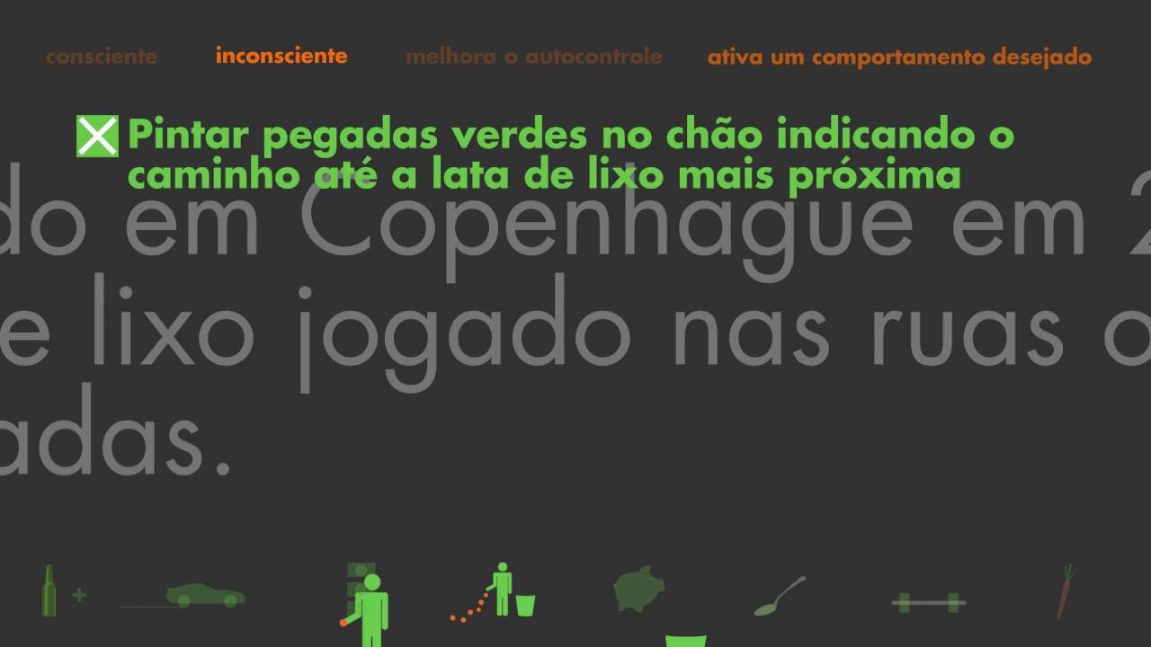 Nudge - Em Português-  Ajudando Pessoas a Fazerem Melhores Escolhas