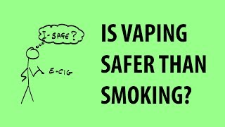 Electronic cigarettes and health - the basics