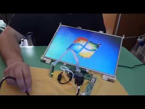 DIY - Trasformare LCD laptop in schermo VGA