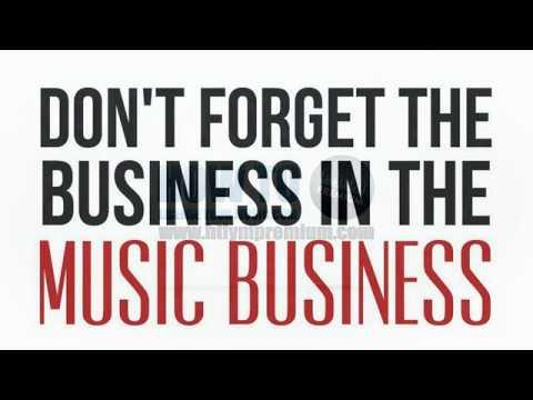 Approach Music Like A Business!