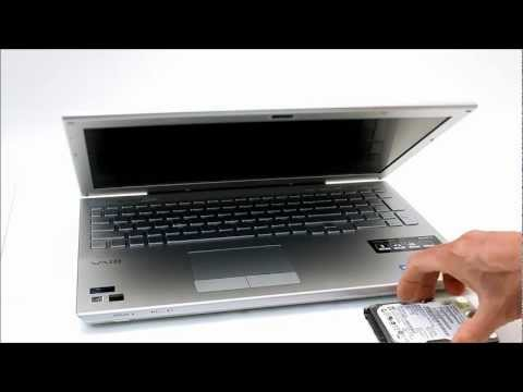Add a 2nd HDD SSD to Sony VAIO SE, VPCSE, VPCSE190X
