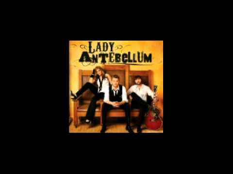 Lady Antebellum - Learning To Fly