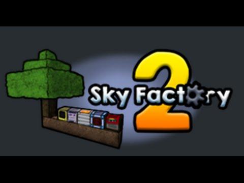 (SkyFactory Ep.4) Sacred Rubber Sapling!