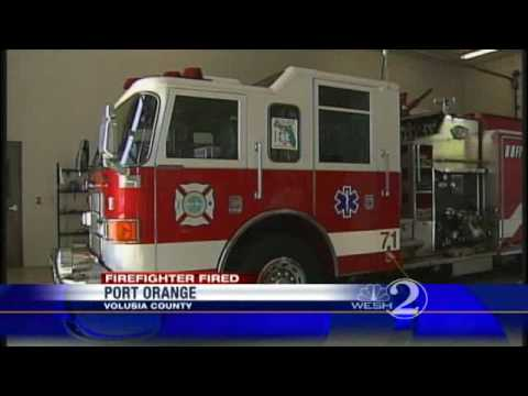 Firefighter Accused Of Stealing Prescription Meds Fired
