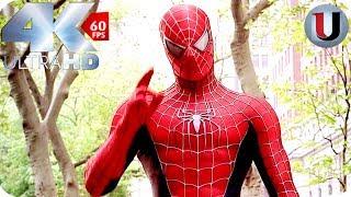Download Spider Man Pizza Time Scene - Spider Man 2 2004 MOVIE CLIP (4K HD) Video