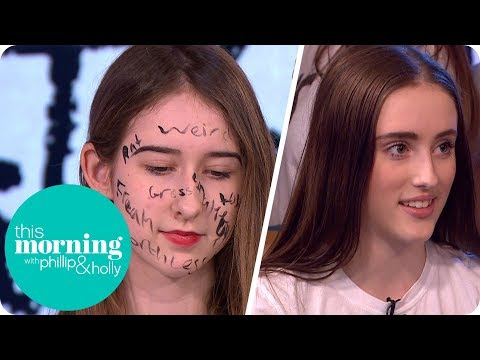 The Girls Beating the Bullies With Makeup | This Morning