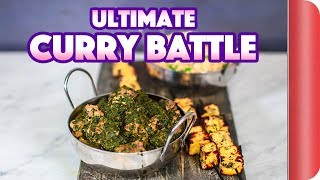 THE ULTIMATE CURRY BATTLE