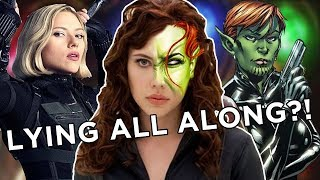 MCU Theory: Black Widow Is A Skrull