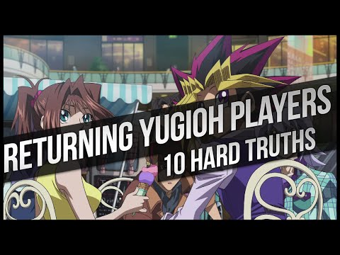 10 Hard Truths for Returning Yu-Gi-Oh Players