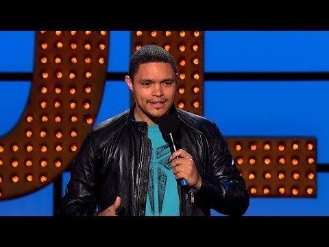 Comedy - Trevor Noah - You Obey Traffic Lights?! (  Stand-Up  ) Cover