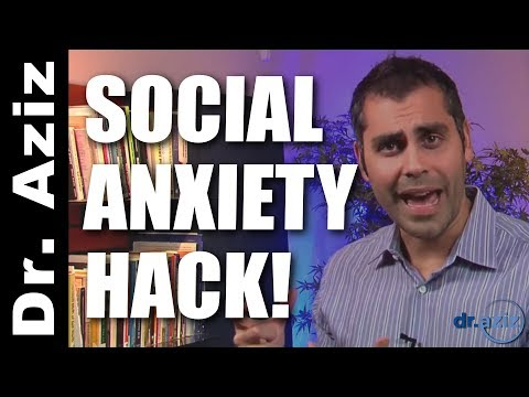 Social Anxiety Hack: Inside Out VS Outside In | Dr. Aziz, Confidence Coach