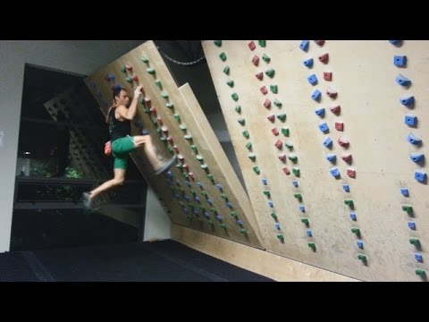 Climbing Workouts - Strength Training Combo - Core, Finger Strength, Body Tension and Technique
