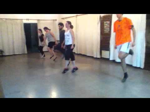 Irish Dancing - Easy Jig