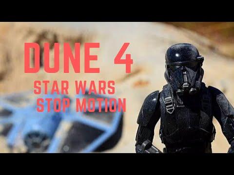 Dune 4 - a Star Wars stop motion fan film (HD) #GoRogue
