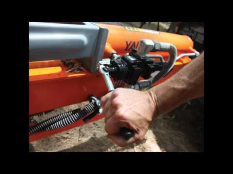 Yardmax Full Beam Gas Log Splitter
