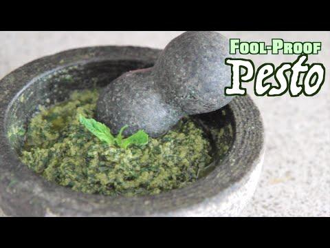 Fool-Proof Pesto | BASIC YUMS