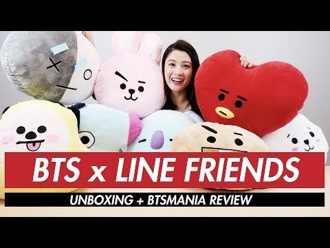 MONEY WELL SPENT? BTS x LINE FRIENDS PLUSHIES (PART 2)