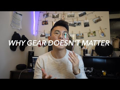 HOW TO GET STARTED WITH PHOTOGRAPHY - WHY GEAR DOESN'T MATTER