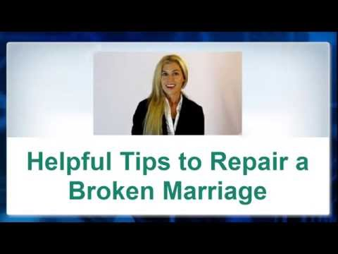 ★ Way to Repair a Broken Marriage and Avoid Divorce