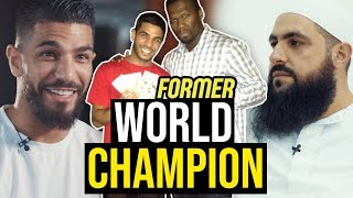 HE WAS THE CHAMPION OF THE WORLD  | MOHAMED HOBLOS