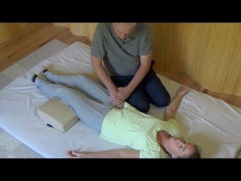 Treatment of the Ileocecal Valve: a shiatsu technique