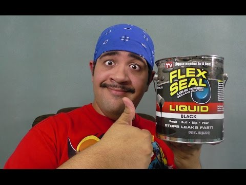 Flex Seal Liquid review