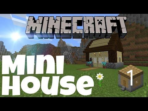 √Minecraft PE: Build Mini House