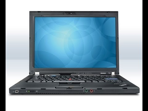 Refurbished Lenovo Thinkpad T61