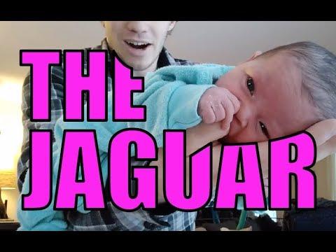Baby Grip for Dad: The Jaguar