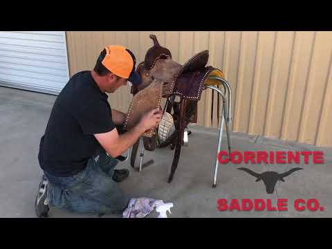 How to Properly Clean Your Corriente Saddle