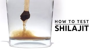How to Test Shilajit Purity?