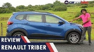 Renault Triber Review | NDTV carandbike