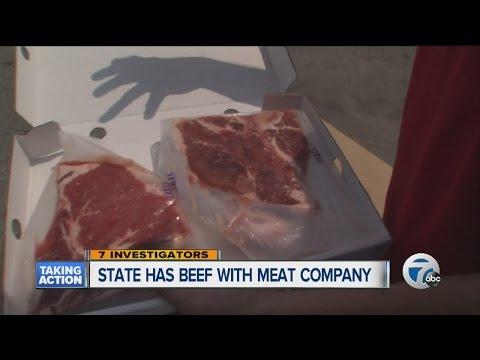 Michigan urges caution when buying meat door-to-door