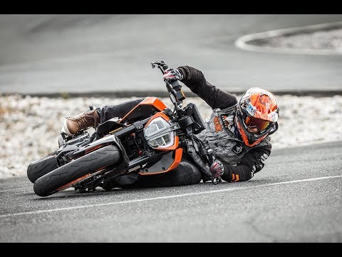 KTM Duke 390 Supermoto mode | RokON VLOG #37